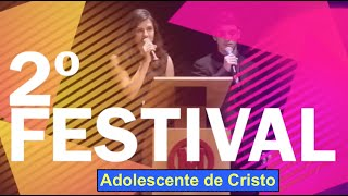 Adolescente de Cristo