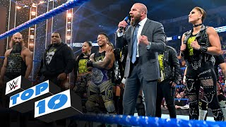 Top 10 Friday Night SmackDown moments: WWE Top 10, Nov. 1, 2019