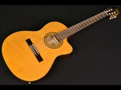 Ibanez GA5 TCE Classical Electric Guitar Demonstration. Jonel Boljanac