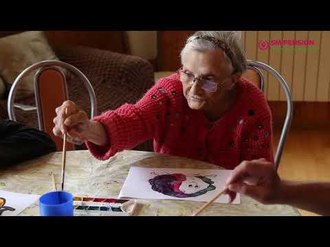 Пансионаты для престарелых с болезнью Альцгеймера| Sm-pension.ru