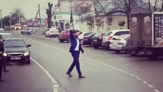 Мужчина открыл стрельбу, чтобы перейти дорогу в Адыгее (12.03.19)