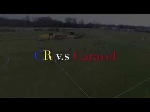 Caesar Rodney HS vs Caravel Academy (girls lacrosse) 2017