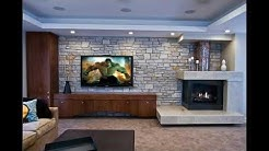 Front Speaker Placement in a Family Room