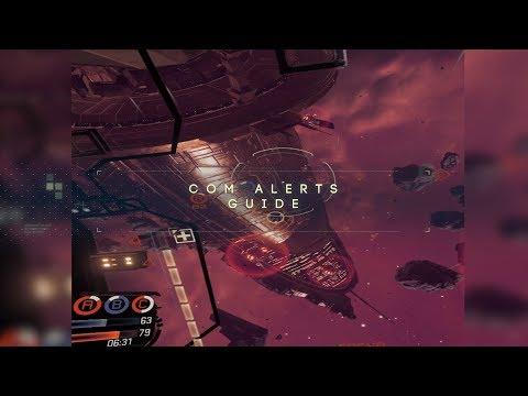 EVE: Valkyrie Video Tutorial - Com Alerts