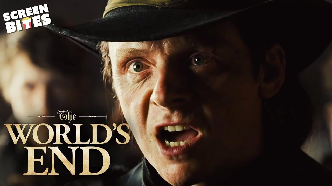 Call Me The King Ending Scene The World S End Scenescreen Youtube
