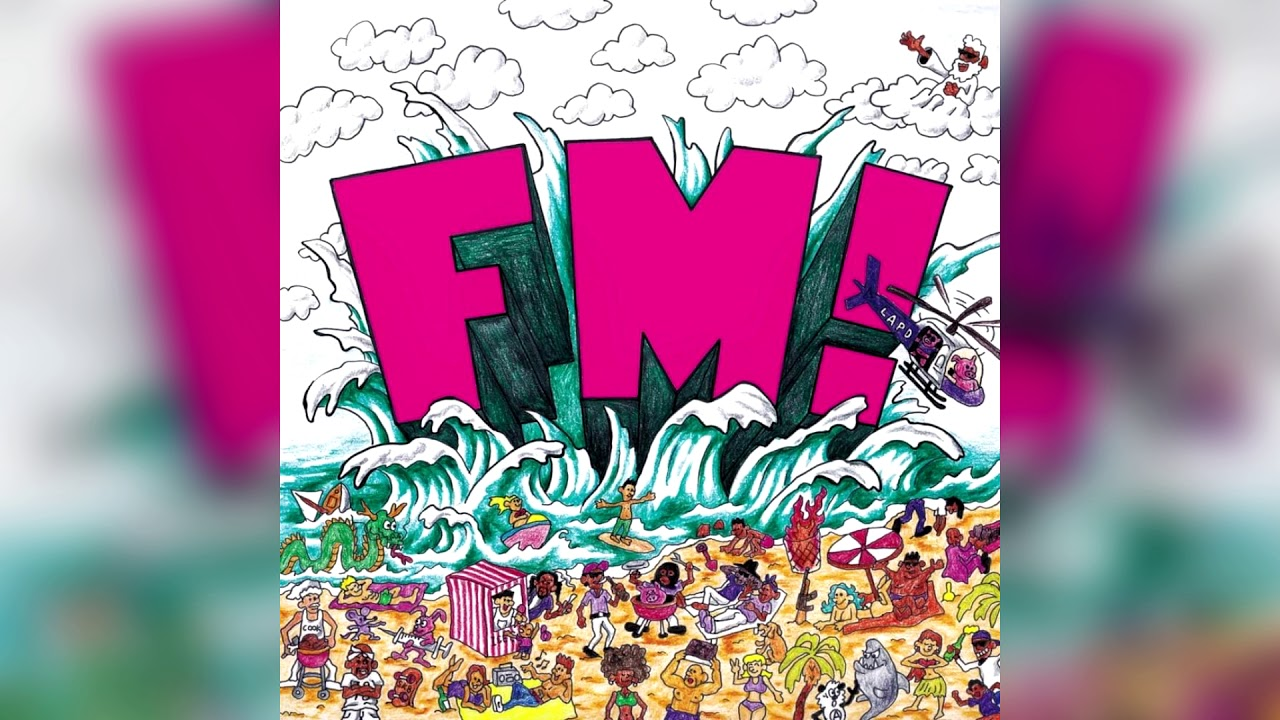 Vince Staples - FUN! (Official Instrumental)