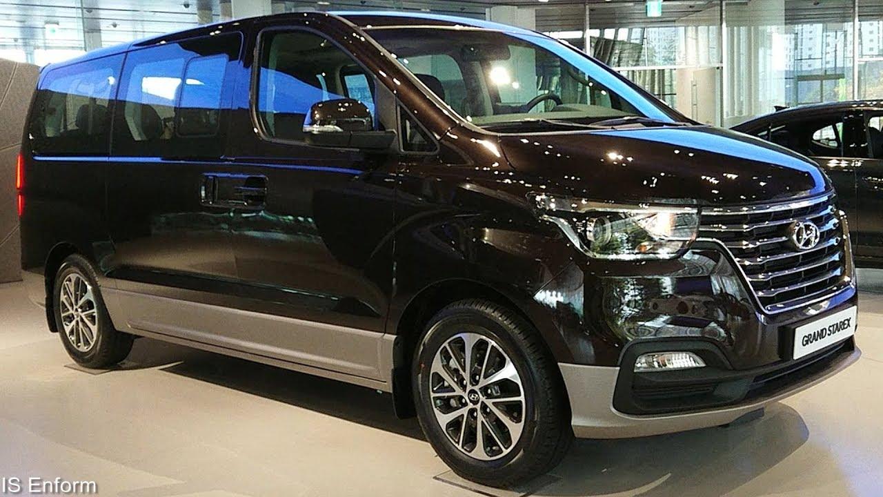 Research New 2020 Hyundai Starex