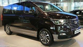 2019 Hyundai Grand Starex Urban Facelift 2.5 CRDi Walkaroud Exterior & Interior