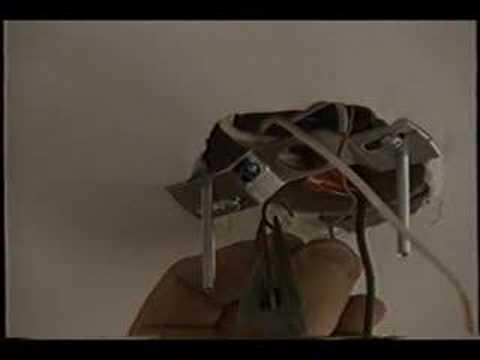 Wiring Light Fixtures - YouTube