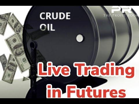 Futures Trading Crude OIL