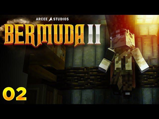 Zurück auf der Insel! 🔥 Minecraft BERMUDA 2 #02 | Louis Angerer