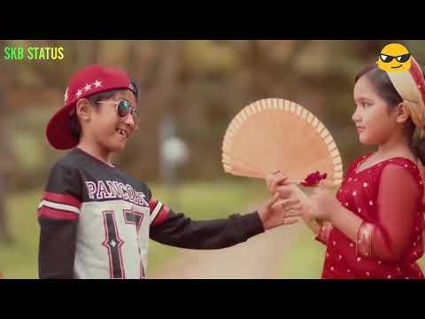 Dj Wala Babu Sambalpuri   WhatsApp Status video 2018   heart touching comedy Love odia Song