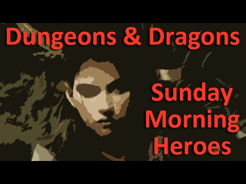 Dungeons & Dragons 8-1, Negative Jesus?