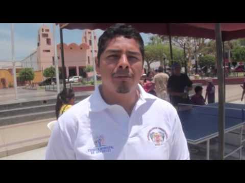 PRESENTACION TENIS DE MESA DE LA ESCUELA MUNICIPAL DE DEPORTES