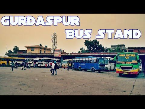 Gurdaspur Bus Stand Full View | Visit Punjab|  punjab travel