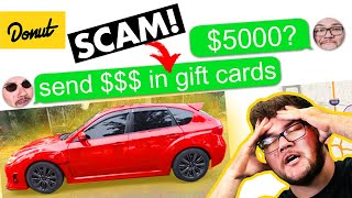 7 Car Scams You Shouldn't Fall For