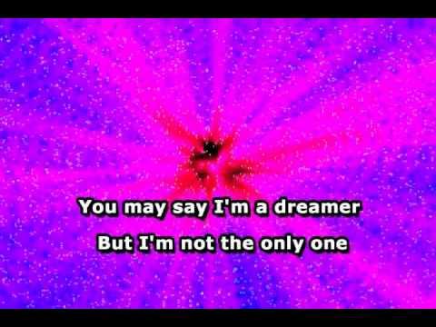 Imagine - John Lennon (Karaoke)