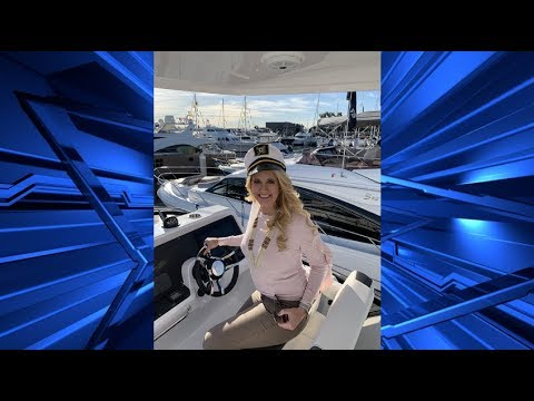 The San Diego Sunroad Boat Show continues