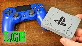 Building a Better PlayStation Classic Console