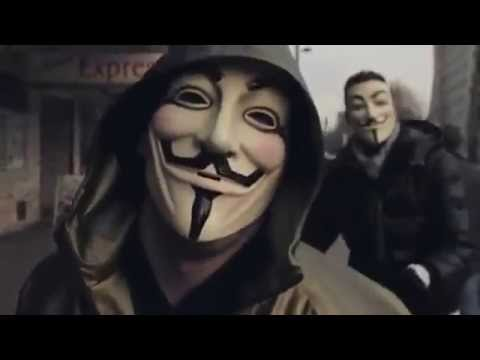 anonymous dj-video clip