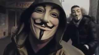 anonymous dj-video clip