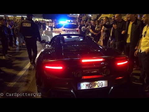 POG McLaren 675LT Spider SEIZED BY POLICE! TOTAL CHAOS!