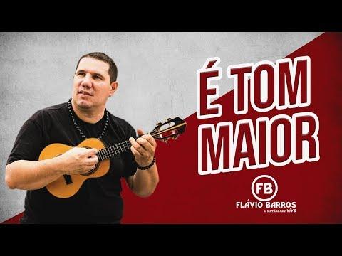 O TOM É MAIOR - História com a lenda do samba Alceu Maia