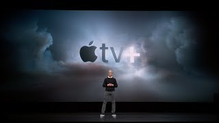 Apple unveils its subscription streaming service, Apple TV+