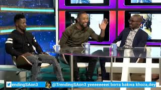 TrendingSA   6 August 2018 #TSAon3 Segment 4: Interview with the Khoza brothers
