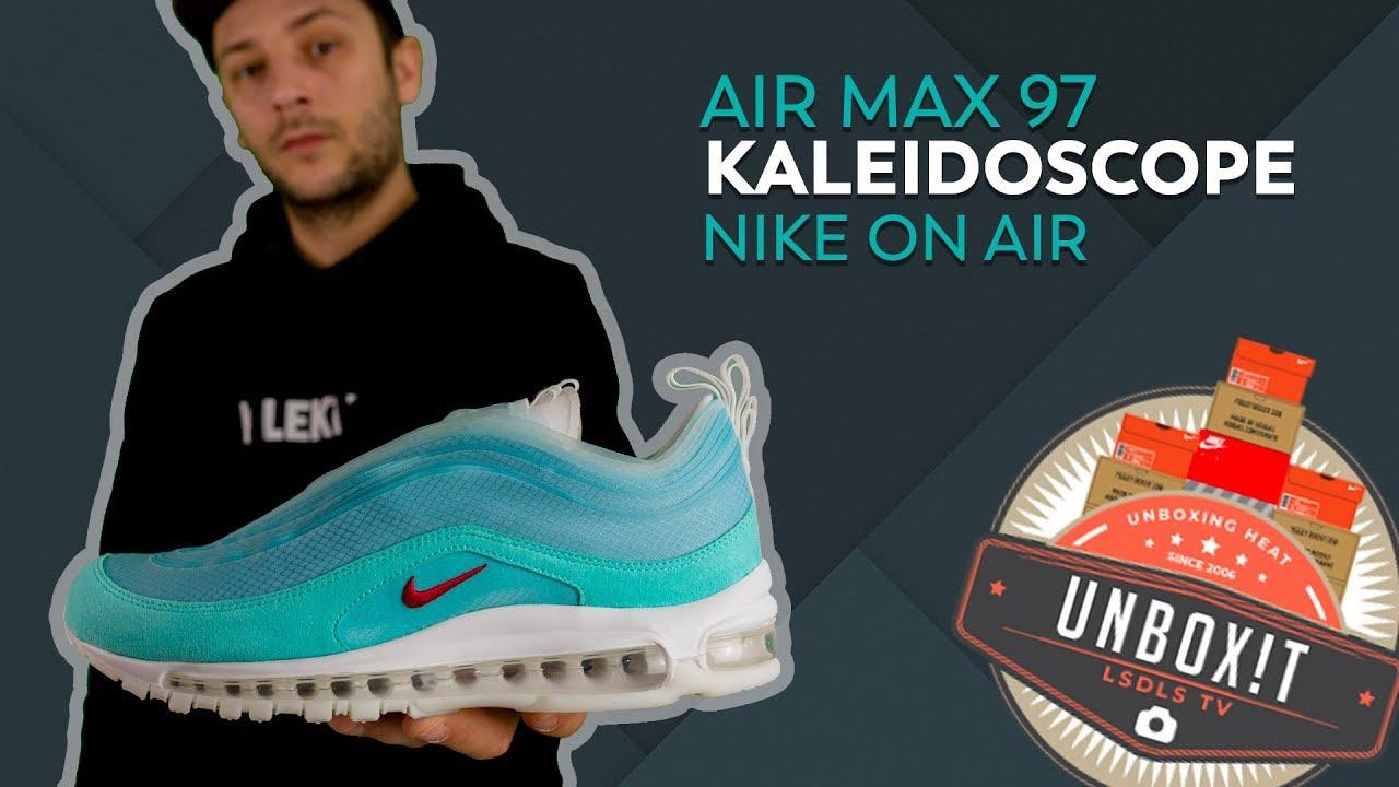 Unbox!t #27: Air Max 97 Kaleidoscope Shanghai Nike On Air