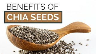 5 Proven Health Benefits of Chia Seeds