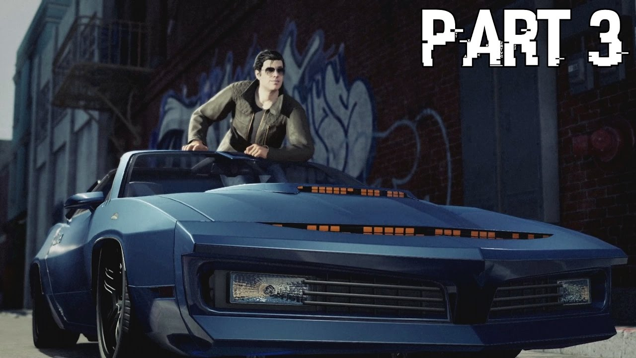 Cyber Driver Watch Dogs