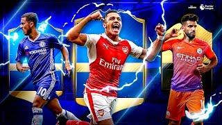 LA MEJOR PLANTILLA PREMIER LEAGUE DE FIFA 17 (ME MANDAN CALLAR)
