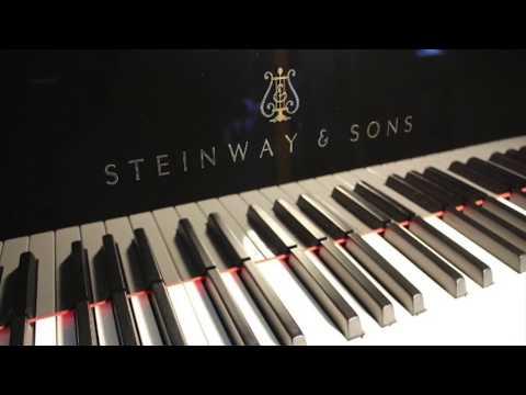 klangprobe-steinway-&-sons-flügel-modell-o-180.-klavierhaus-köpenick.-r.-schumann---bunte-blätter-i