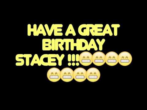 hqdefault happy birthday stacey! best worst birthday song ever youtube