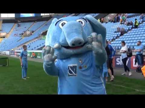 Coventry v Stevenage | Matchday Video