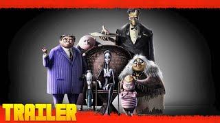 Los Locos Addams (2019) Primer Trailer Oficial Espanol Latino