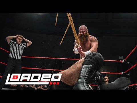 WCPW Loaded #17.5: Rampage vs. Primate - No Holds Barred