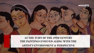 Kalighat Patachitro- A Documentation of Society