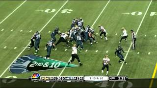 Marshawn Lynch Beast Quake Run Playoffs 2011 in HD