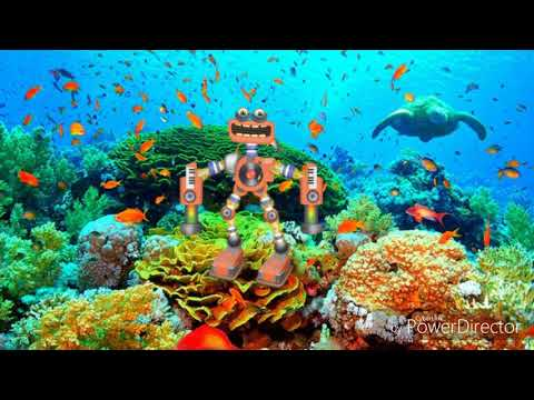 Reef island individual sounds and  song