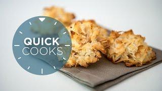 Coconut Macaroons - Quick Cooks
