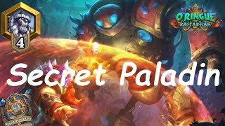 Hearthstone: Secret Paladin #1: Rastakhan's Rumble - Standard Constructed Post-Nerf