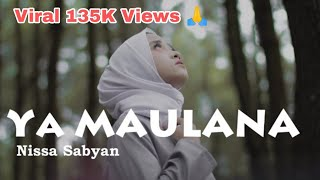 YA MAULANA -  SABYAN LYRICS
