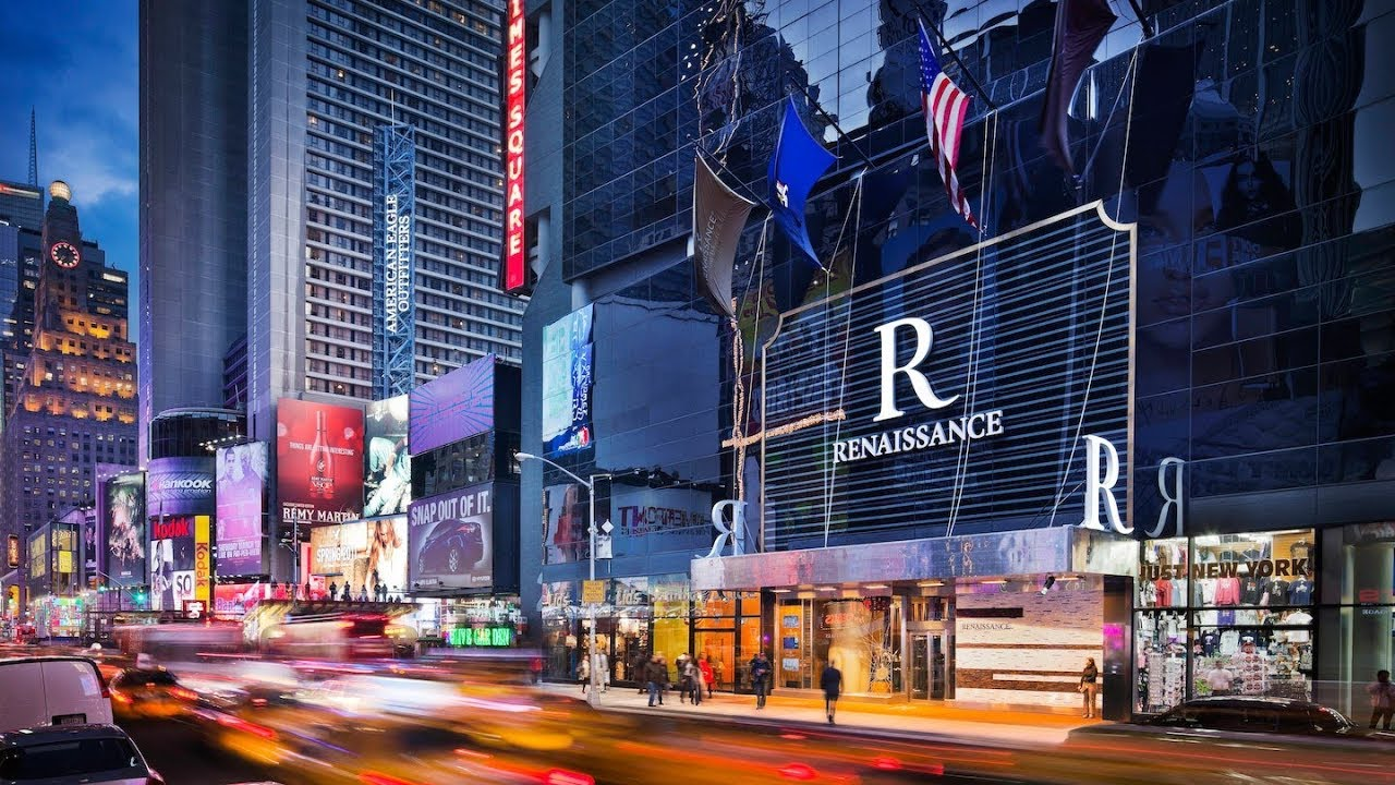 10 Best Hotels Near Times Square, New York City, USA