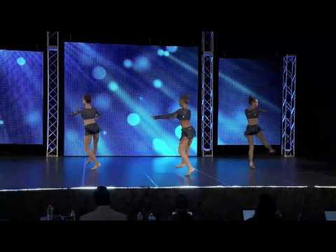 """Black and Blue"" Christina Perri Lyrical Trio"