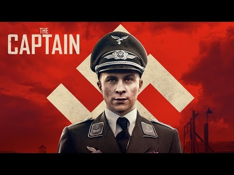 THE CAPTAIN Official UK Trailer (2018) WWII Thriller