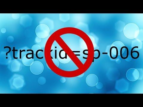 Jak Odstranit Trackid Sp 006 Z Googlu