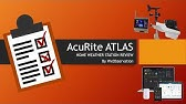 AcuRite Access for My AcuRite - Model #09155M - YouTube
