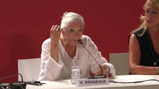Vanessa Redgrave on the War and Being a Refugee / Venice Film Festival 2018